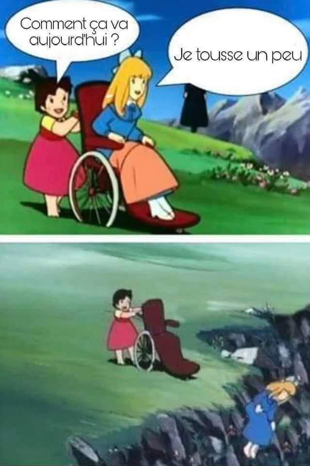 Personnes handicapées sacrifiées